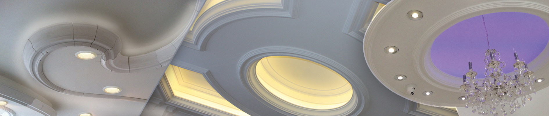 Indirect lighting, Crown Moulding