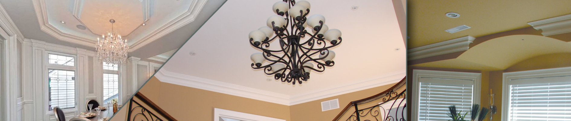 Crown moulding, Plain cornice