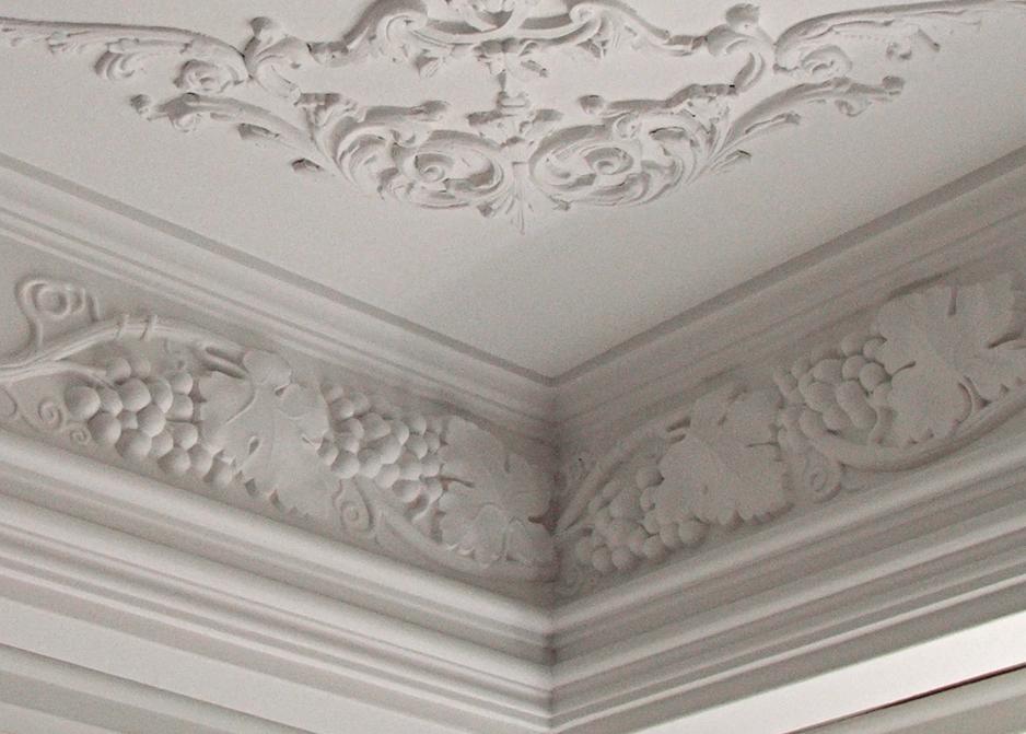 crown plaster moulding style & design