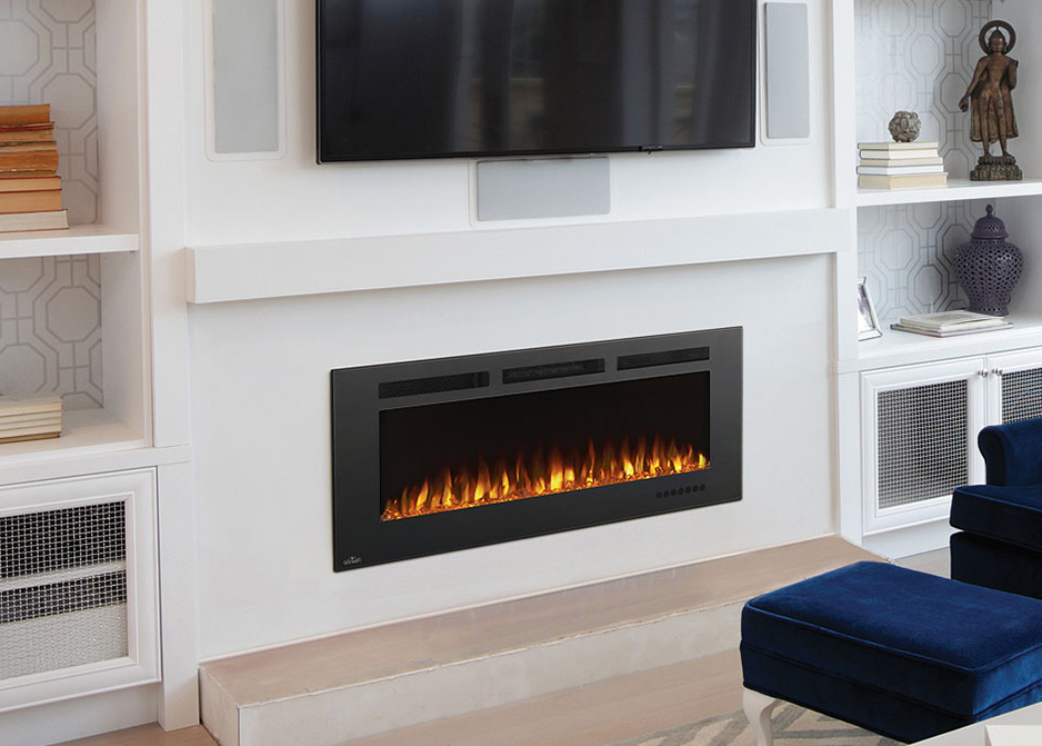 AMGroup Studio-Gas and Electric Fireplace